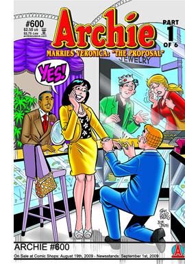 Archie proposes