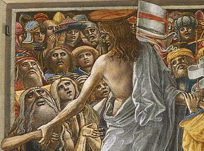 Christ in Limbo 400
