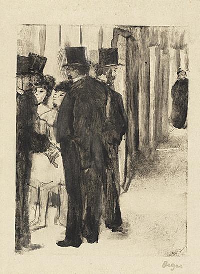 Degas Pauline et Virginie 1876400
