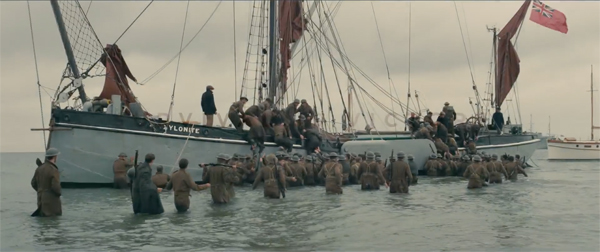 Dunkirk ships 600