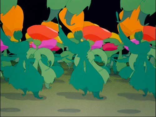 Fantasia dance