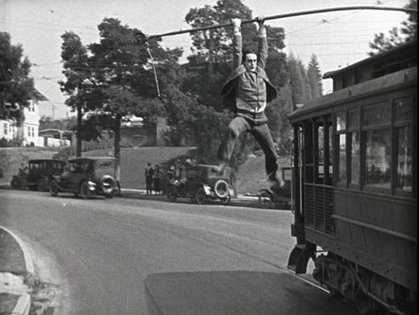 Observations on film art : Directors: Lloyd, Harold