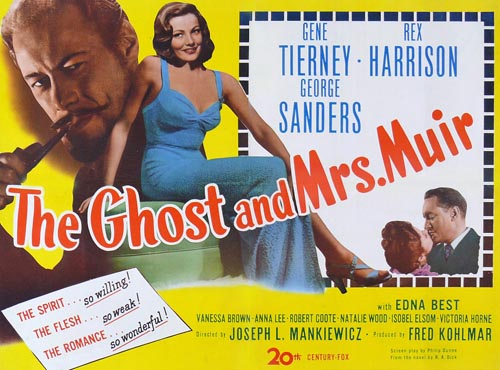 Ghost and Mrs M 1-sheet 500