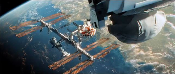 gravity movie plot