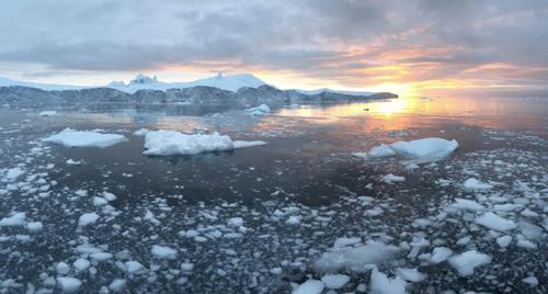 Greenland melting 500