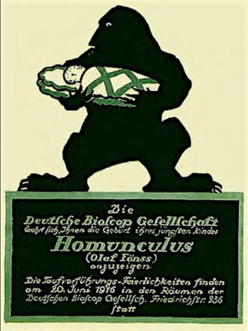 Homunculus poster 2