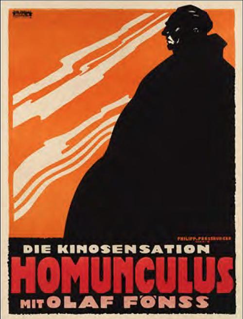 Homunculus poster 500