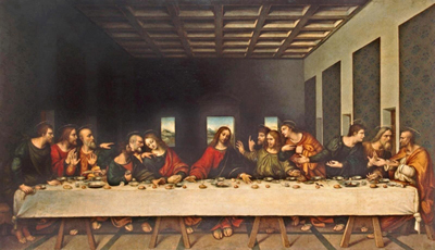 Last Supper 400