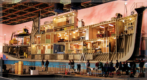 Life aquatic set 600