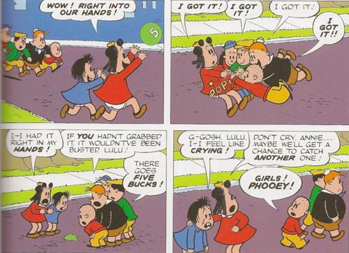 mensch herbert comic