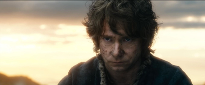 Martin Freeman, the perfect Bilbo