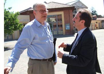 Peter and Gian Luca