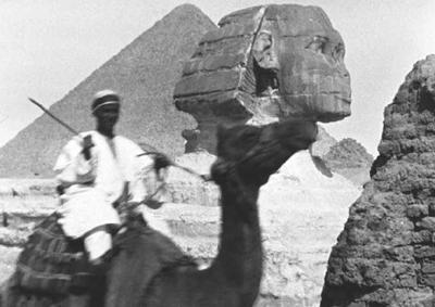 Promio Sphinx film 1897