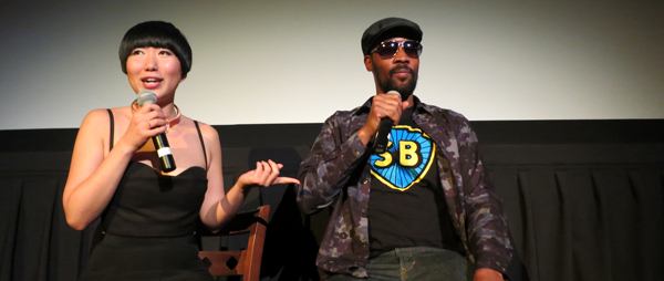 RZA and Aliza
