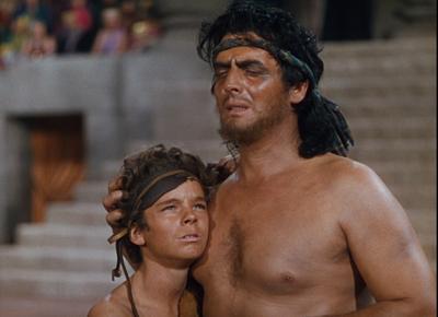 Samson and boty 400