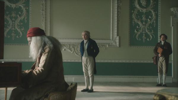 Strange & Norrell w George III
