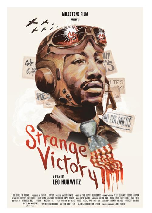 Strange Victory poster