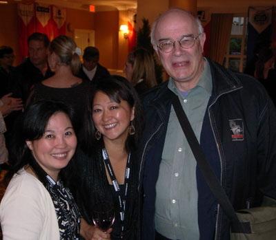 Theresa Eunhee and Tony 400
