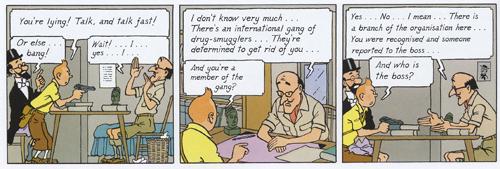 Book pdf comic tintin