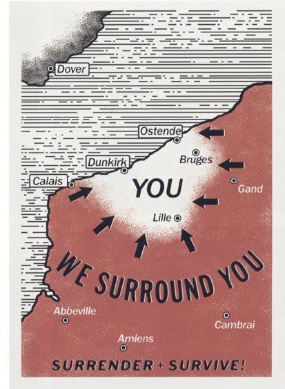 'We surround you' flyer resized