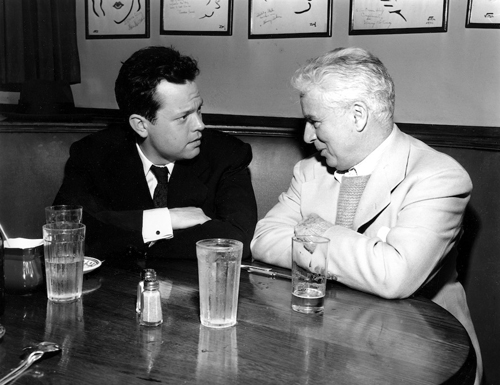 Welles and Chaplin 47 500