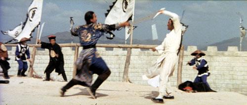 Capoeira bros scene 1